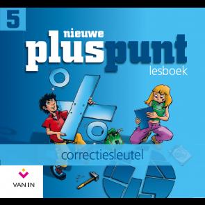 Nieuwe Pluspunt 5 - correctiesleutel lesboek