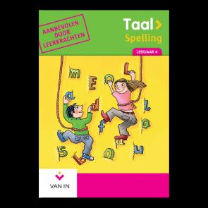 Spellingoefenboek leerjaar 4