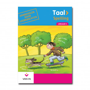 Spellingoefenboek leerjaar 5