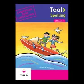 Spellingoefenboek leerjaar 6