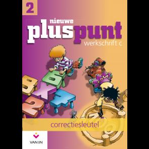 Nieuwe Pluspunt 2 - correctiesleutel werkschrift C