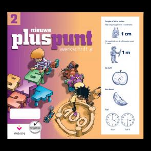 Nieuwe Pluspunt 2 - werkschrift A