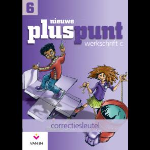Nieuwe Pluspunt 6 - correctiesleutel werkschrift C