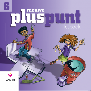 Nieuwe Pluspunt 6 - lesboek