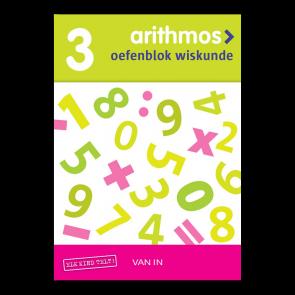 Arithmos basis - nieuwe versie - 3 - set van 5