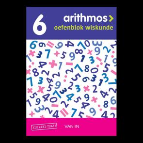 Arithmos basis - nieuwe versie - 6 - set van 5