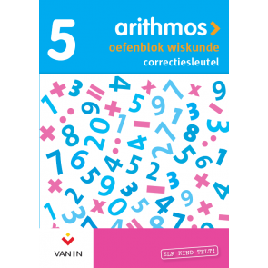 Arithmos basis - nieuwe versie - 5 - Handleiding