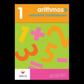 Arithmos hoofdrekenen 1 - set van 5