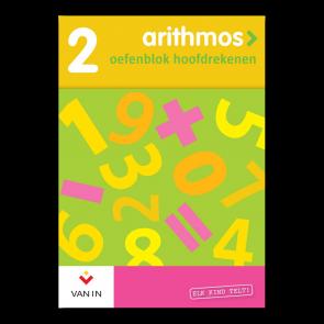 Arithmos hoofdrekenen 2 - set van 5