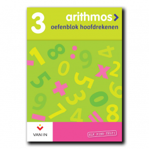 Arithmos hoofdrekenen 3 - set van 5