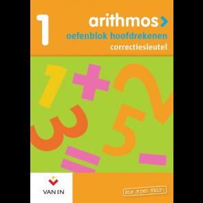 Arithmos hoofdrekenen 1 - sleutel