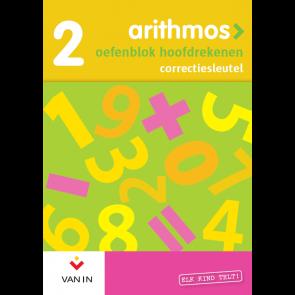 Arithmos hoofdrekenen 2 - sleutel