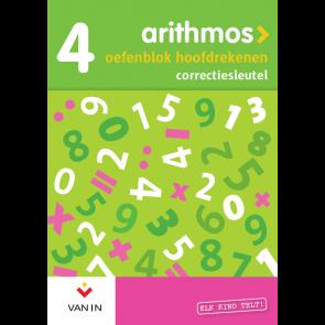 Arithmos hoofdrekenen 4 - sleutel