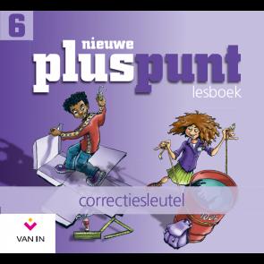 Nieuwe Pluspunt 6 - correctiesleutel lesboek