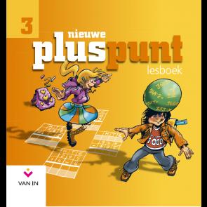 Nieuwe Pluspunt 3 - lesboek