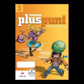 Nieuwe Pluspunt 3 - werkschrift A