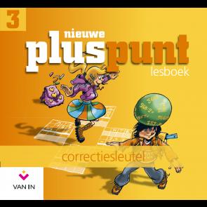 Nieuwe Pluspunt 3 - correctiesleutel lesboek