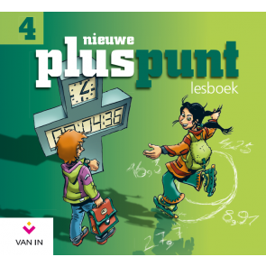 Nieuwe Pluspunt 4 - lesboek