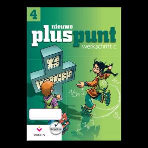 Nieuwe Pluspunt 4 - werkschrift C