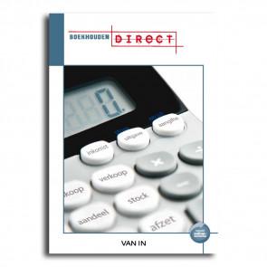 Boekhouden Direct Leerwerkboek
