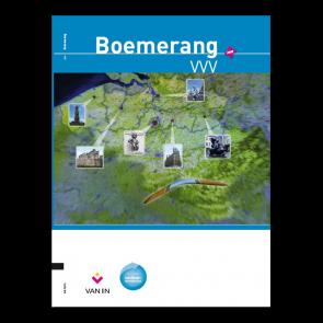 Boemerang tweede graad - deel 2 Verrassend Veelzijdig Vlaanderen
