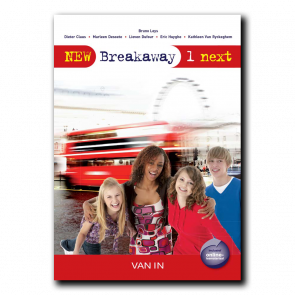 NEW Breakaway 1 next - Student's book