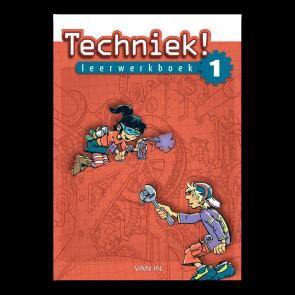 Techniek! 1 - Leerwerkboek