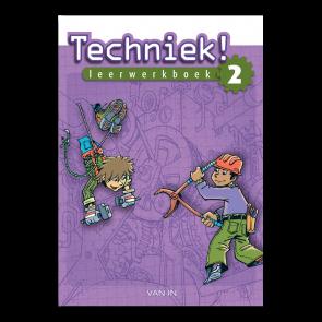 Techniek! 2 - Leerwerkboek