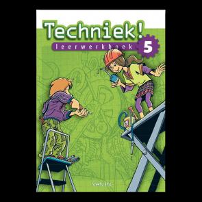Techniek! 5 - Leerwerkboek