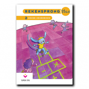 Rekensprong Plus 2 - neuze-neuzeboek