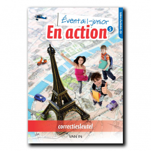 Eventail Junior En action 5 - Cahier-Clé