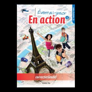 Eventail Junior En action 5 - Cahier-Clé