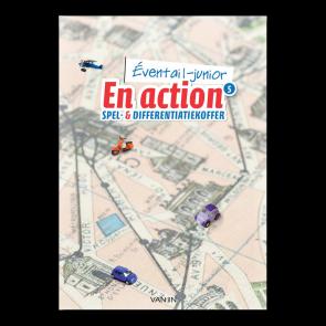 Eventail Junior En action 5 - Spel- en differentiatiekoffer