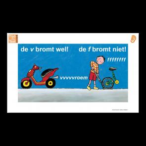 TvT accent - Spelling 1 - wandkaarten