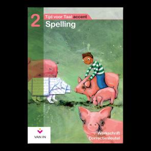 TvT accent - Spelling 2 - werkschrift correctiesleutel
