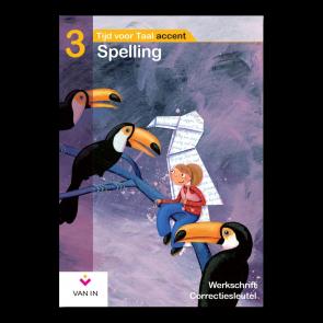 TvT accent - Spelling 3 - werkschrift correctiesleutel