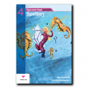 TvT accent - Spelling 4 - werkschrift correctiesleutel