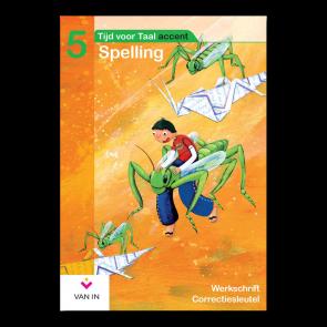 TvT accent - Spelling 5 - werkschrift correctiesleutel