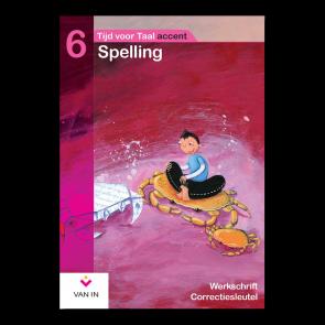 TvT accent - Spelling 6 - werkschrift correctiesleutel