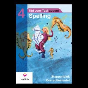 TvT accent - Spelling 4 - stappenblok correctiesleutel