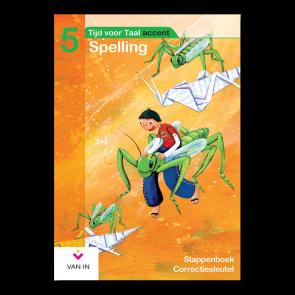 TvT accent - Spelling 5 - stappenboek correctiesleutel
