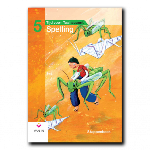 TvT accent - Spelling 5 - stappenboek