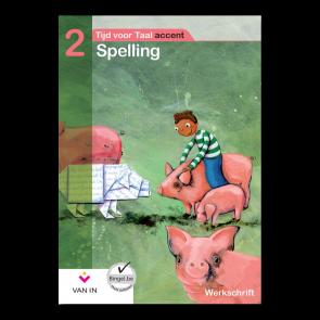 TvT accent - Spelling 2 - werkschrift