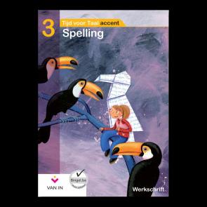 TvT accent - Spelling 3 - werkschrift