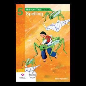 TvT accent - Spelling 5 - werkschrift