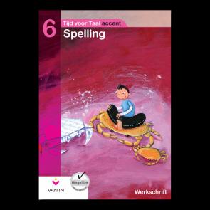 TvT accent - Spelling 6 - werkschrift
