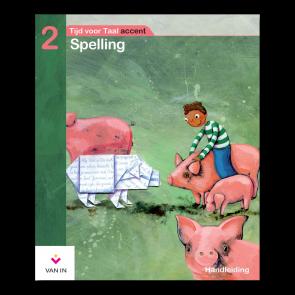 TvT accent - Spelling 2 - handleiding - Pack