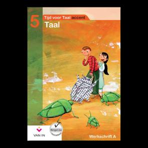 TvT accent - Taal 5 - werkschrift a