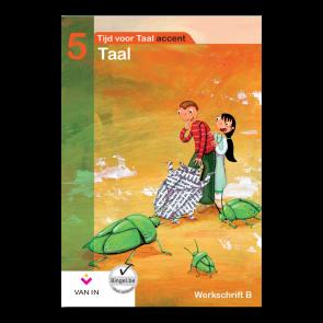 TvT accent - Taal 5 - werkschrift b