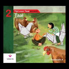 TvT accent - Taal 2 - taalboek a